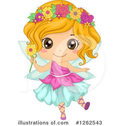 Girly Clipart #1262543 by BNP Design Studio