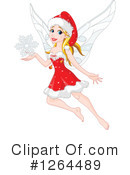 Fairy Clipart #1264489 by Pushkin