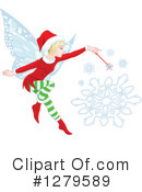 Fairy Clipart #1279589 by Pushkin