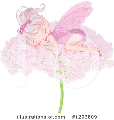 Fairy Clipart #1293809 by Pushkin