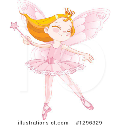 Ballerina Clipart #1296329 by Pushkin