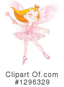 Fairy Clipart #1296329 by Pushkin