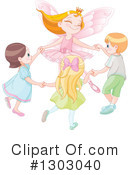 Fairy Clipart #1303040 by Pushkin