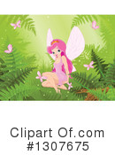 Royalty-Free (RF) Fairy Clipart Illustration #1307675