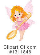 Royalty-Free (RF) Fairy Clipart Illustration #1311846