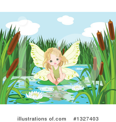 Pond Clipart #1327403 by Pushkin