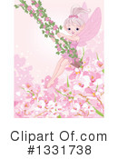 Royalty-Free (RF) Fairy Clipart Illustration #1331738