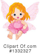 Fairy Clipart #1332327 by Pushkin