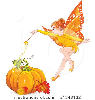 Halloween Clipart #1348132 by Pushkin