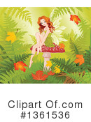Royalty-Free (RF) Fairy Clipart Illustration #1361536