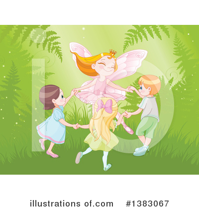 Ballerina Clipart #1383067 by Pushkin