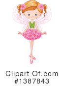 Fairy Clipart #1387843 by Pushkin