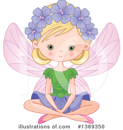 Fairy Clipart #1389350 by Pushkin