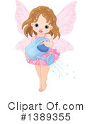Royalty-Free (RF) Fairy Clipart Illustration #1389355