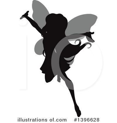 Fairy Clipart #1396628 by Pushkin