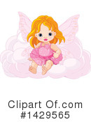 Royalty-Free (RF) Fairy Clipart Illustration #1429565