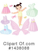 Royalty-Free (RF) Fairy Clipart Illustration #1438088