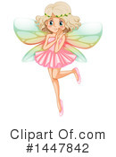 Fairy Clipart #1447842 by Graphics RF