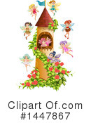 Fairy Clipart #1447867 by Graphics RF