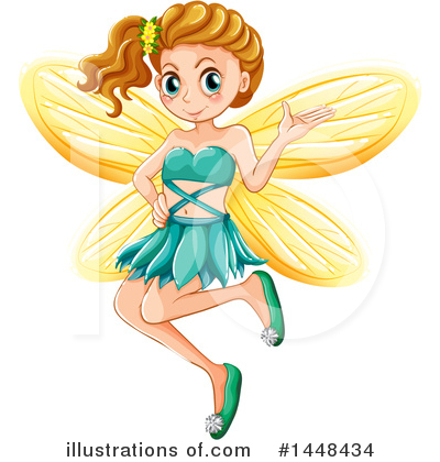 Fairy Clipart #1448434 by Graphics RF