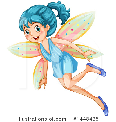 Fairy Clipart #1448435 by Graphics RF