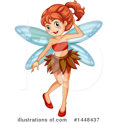 Fairy Clipart #1448437 by Graphics RF