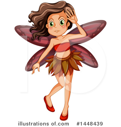 Fairy Clipart #1448439 by Graphics RF