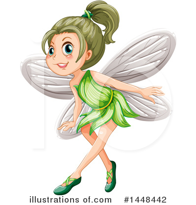Fairy Clipart #1448442 by Graphics RF