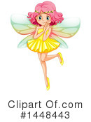 Fairy Clipart #1448443 by Graphics RF
