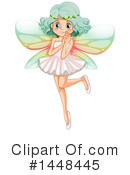 Fairy Clipart #1448445 by Graphics RF