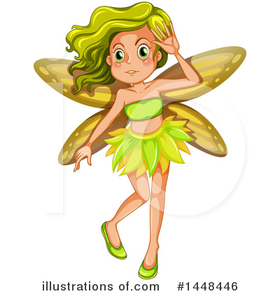 Fairy Clipart #1448446 by Graphics RF