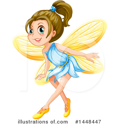 Fairy Clipart #1448447 by Graphics RF