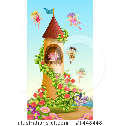 Fairy Clipart #1448448 by Graphics RF
