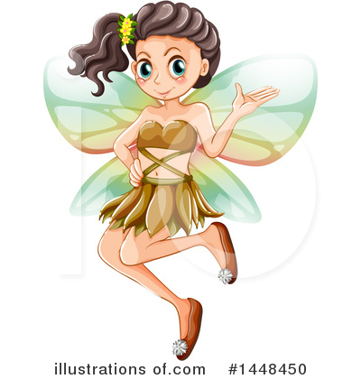 Fairy Clipart #1448450 by Graphics RF