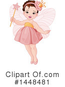Royalty-Free (RF) Fairy Clipart Illustration #1448481