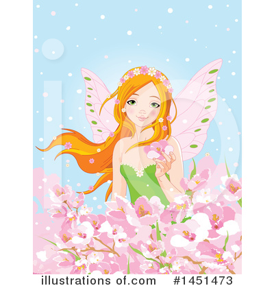 Blossoms Clipart #1451473 by Pushkin