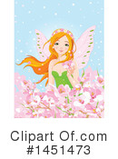 Royalty-Free (RF) Fairy Clipart Illustration #1451473