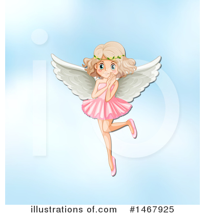 Fairy Clipart #1467925 by Graphics RF