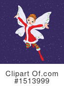 Fairy Clipart #1513999 by Pushkin