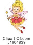Fairy Clipart #1604839 by BNP Design Studio