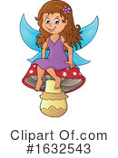 Fairy Clipart #1632543 by visekart