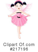 Royalty-Free (RF) Fairy Clipart Illustration #217196