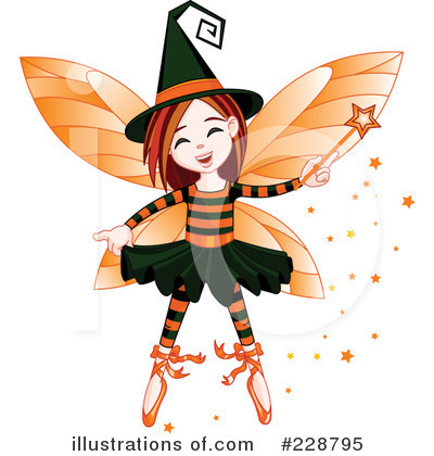 Witch Clipart #228795 by Pushkin