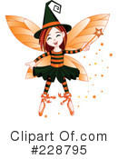 Royalty-Free (RF) Fairy Clipart Illustration #228795