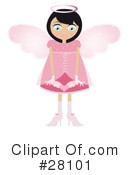 Royalty-Free (RF) Fairy Clipart Illustration #28101