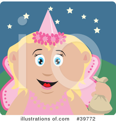 Fairy Godmother Clipart #39772 by Dennis Holmes Designs