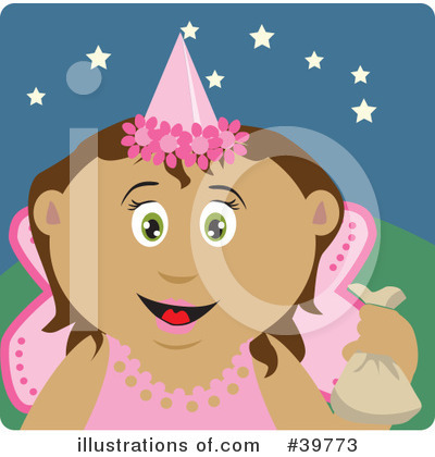 Fairy Godmother Clipart #39773 by Dennis Holmes Designs