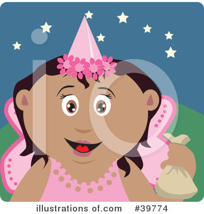 Fairy Godmother Clipart #39774 by Dennis Holmes Designs