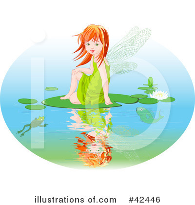 Pond Clipart #42446 by Pushkin