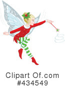 Royalty-Free (RF) Fairy Clipart Illustration #434549